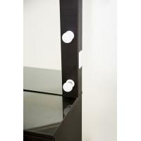 Гримерный столик с гримерным зеркалом и подсветкой 80х80